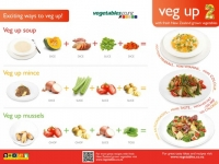 Veg up Recipes 1