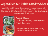 Vege for Infants