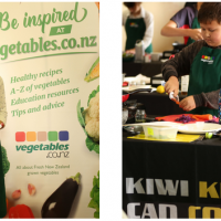 Northland Kiwi Kids Can Cook competition