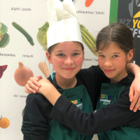 Kiwi Kids Can Cook 2019 winners