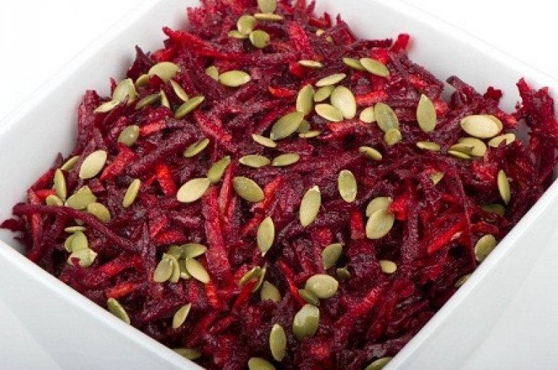 450x0 Beetroot pumpkin seed salad