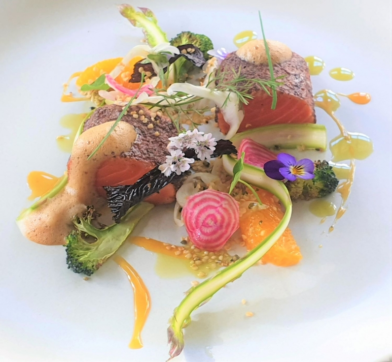 Marc Soper salmon veg chat small