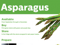 Easy meals with veg asparagus image2
