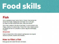 Fish filleting crop