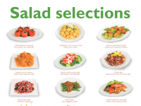 Salad Selections Cover