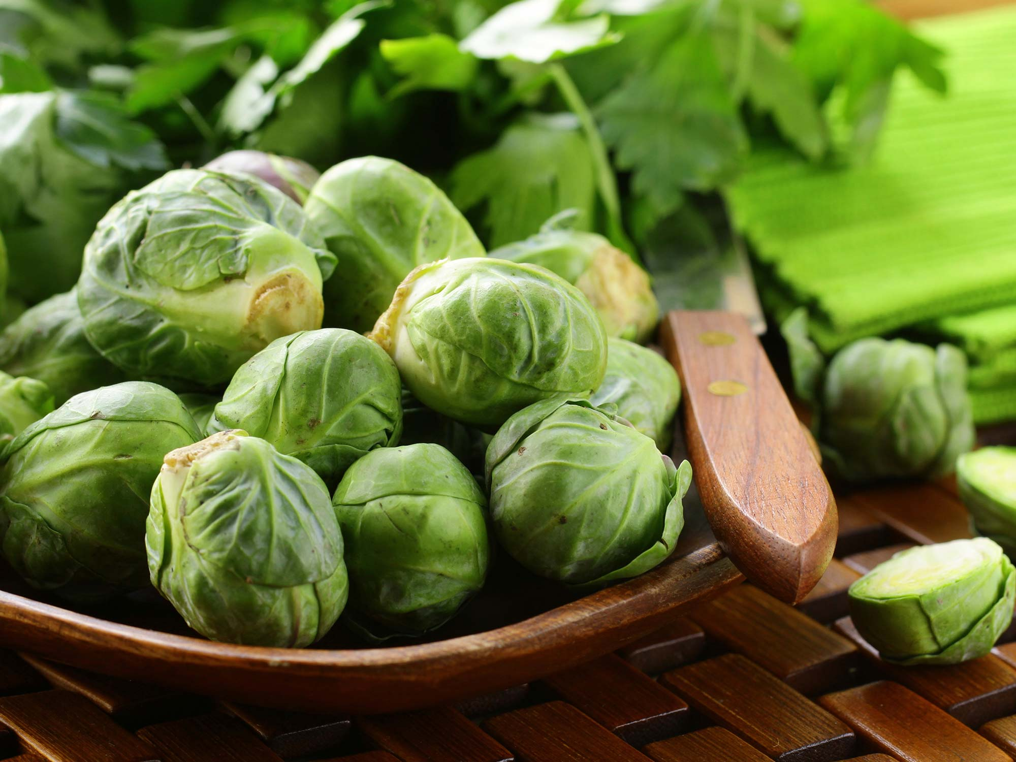 Brussels Sprouts Vegetables