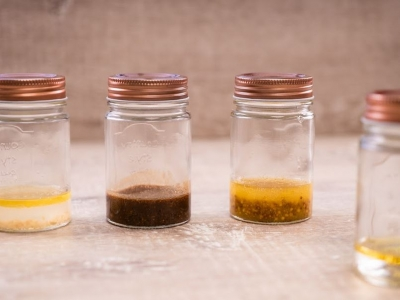 Vinaigrette dressings
