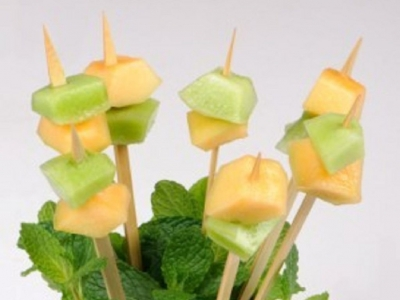 Melon nibbles