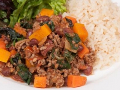 Veg Up chilli con carne