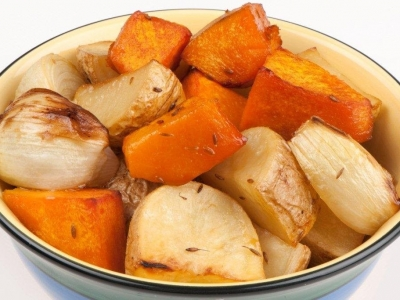 Winter roasties